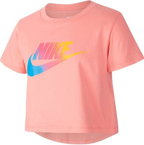 KIDS GIRLS NSW TEE STMT CROP (CK3417-668)